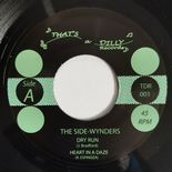 "7"" EP ✦THE SIDE-WYNDERS / BIFF! BAM! BOOM! ✦ Top Class Rockabilly EP♫"